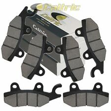 FRONT REAR BRAKE PADS FIT CAN-AM COMMANDER 1000 2011-2017