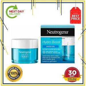 Neutrogena Hydro Boost Gel Cream Moisturiser for normal to combination skin