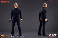 1:18 007 James Bond Daniel Craig figurine VERY RARE !!! painted, NO CAR!