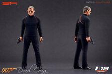 1/18 007 James Bond Daniel Craig figure VERY RARE !!! for 1:18 Aston Martin