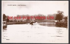 Norfolk - COLTISHALL, Boat on the River Bure,  Real Photo.