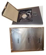 IKEA KLASEN - Seitenbrenner Deckplatte Metall Grill Gartengrill Zubehör NEU