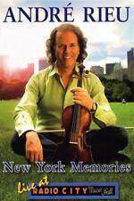 Andre Rieu  New York Memories DVD Live at Radio City Music Hall