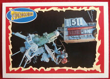 THUNDERBIRDS - In-Flight Repairs - Card #42 - Topps, 1993 - Gerry Anderson