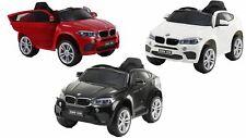 Elektroauto BMW X6 SUV Kinderauto Elektrofahrzeug Kinder Elektro Auto Spielzeug