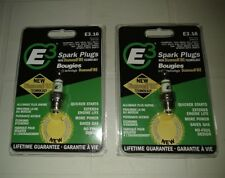2 pack E3 Spark Plug with DiamondFIRE Technology E3.16
