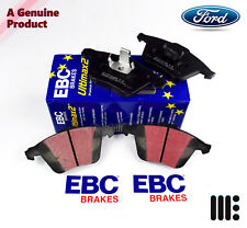 GENUINE EBC ULTIMAX FRONT PADS FOR FORD FOCUS MK 2 2.5 ST TURBO 2005-11 DP1574