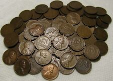 1 ROLL OF 1931 P PHILADELPHIA LINCOLN WHEAT CENTS FROM PENNY COLLECTION