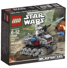 LEGO Lego, Star Wars Microfighters Series 1, Clone Turbo Tank (75028)