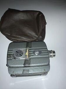 Old Vintage CINE-KODAK RELIANT 8 mm Movie Camera