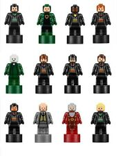 LEGO Harry Potter™ Set of 12 Minifigure Microfigs Statuette From 71043