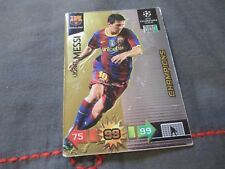 Panini Adrenalyn XL Champions League 2010/2011 2010/11 Lionel Messi Champion