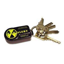 NukAlertTM Nuclear Radiation Detector / Monitor (keychain Attachable) Alarm