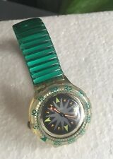 Swatch  Scuba 200m Retro Swiss Watch