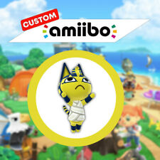 Ankha / Kleo | Animal Crossing Custom NFC Amiibo Card | Nr.188