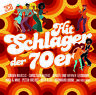 CD Hit Schlager der 70er von Various Artists 2CDs