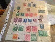 West Indies Used Stamp Lot