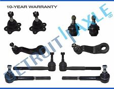 Brand New 10pc Front Suspension Kit for Chevrolet and GMC Trucks 4x4 / 4WD