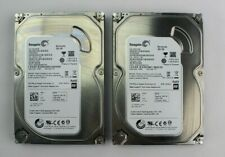 "Lot of 2 Seagate 250GB Desktop HDD SATA 6Gb/s 16MB 3.5"" Internal ST250DM000"