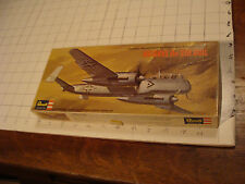 HEINKEL He 219 OWL in box, REVELL 1/72 scale, 1966 w instructions AS SHOWN