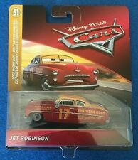 CARS 3 - JET ROBINSON - Mattel Disney Pixar