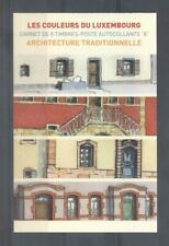 (856573) Architecture, Booklet, Luxembourg