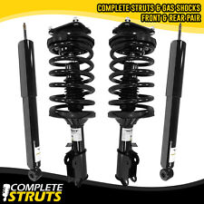 Front Quick Complete Struts & Rear Shock Absorbers Bundle for 02-05 Kia Sedona