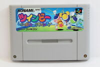 Twinbee Rainbow Bell Adventure SFC Nintendo Super Famicom SNES Japan Import