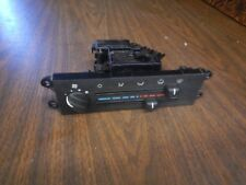 A C Amp Heater Controls For Jeep Wrangler Ebay