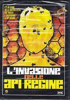 Dvd **L'INVASIONE DELLE API REGINE** nuovo 1973