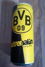 1 Energy Drink Dose ** BVB Borussia Dortmund Adrenalin RAR * 2015- Full Voll CAN