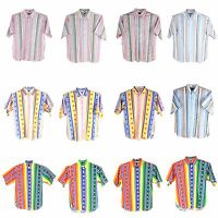 SKOOPS NYC, SHORT SLEEVES MEN'S SHIRT, ASSORTED COLOR, LIMITED SIZES