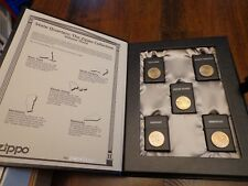 STATE QUARTER SET VOLUME 3 2001 ZIPPO LIGHTER LIMITED EDITION MINT IN BOX