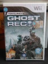 GIOCO NINTENDO Wii TOM CLACY'S GHOST RECOM SIGILLATO
