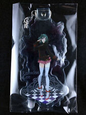 D.Gray-man Hallow Chara-viny PVC Vinyl Strap Key Chain Lenalee Lee New