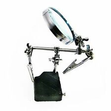 Solder Craft and Hobby Station Holding Stand Universal Hands Free 360 Rotating