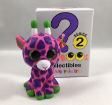 TY Beanie Boos Mini Boo SERIES 2 Collectible Figure GILBERT the Giraffe (2 inch)