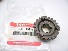 Nuevo original Suzuki/Sachs XTC 4t/x-Road Gear, 5th Drive et: 24351-05230