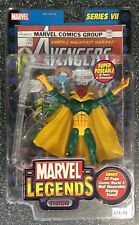 Marvel Legends Series VII: visión