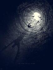 The Dark Knight Rises Movie Poster Screen Print Kevin Tong No. /275 Mondo