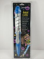 NEW Carmengirls Carmen Girls Angel Curls Twirl & Curl Spiral Curling Steam Iron