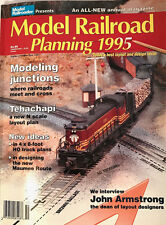 Model Railroad Planning 1995 - Presented by Railroader Magazine