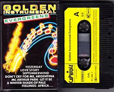 MC Golden Instrumental Evergreens - Capriole