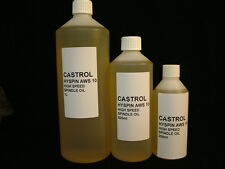 Castrol Hyspin AWS 10. Bridgeport Quill Oil. Free UK Postage.
