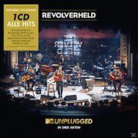 REVOLVERHELD - MTV UNPLUGGED IN DREI AKTEN  CD NEW!