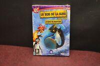 JEU PC CD ROM ÉDUCATIF LES ROIS DE LA GLISSE DVD LIVRE JOUET ENFANT XBOX PSP