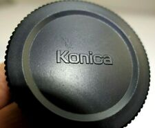 Konica AR Rear Lens Cap for 50mm f1.4  57mm Hexanon manual focus
