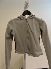 ENERGIE Cotton Blend Multi-Colored Thin Fully Zippered Hoodie - Size - Large