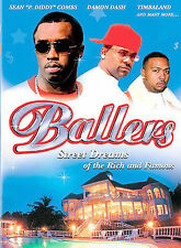 Ballers: Street Dreams of the Rich & Famous - Rap Hip Hip - Puff Daddy - 2 Disc