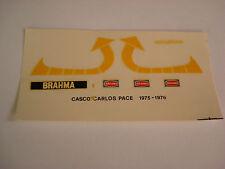 DECALS KIT 1/12 CARLOS PACE BRABHAM ALFA F1